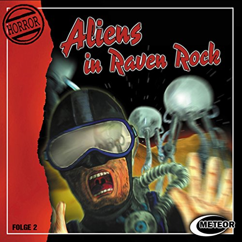Aliens in Raven Rock cover art