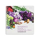 Reference Guide For Essential Oils Handbook, (Young Living Essential Oil Names Included), Go-Anywhere, 8x8 Size, How To DIY Recipes, Cooking, Diffuser Blends, Roll-on Remedies, Green Cleaning & More