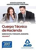 Cuerpo Técnico de Hacienda. Agencia Estatal de Administración Tributaria. Derecho...