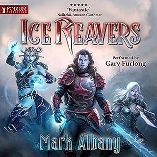Page de couverture de Ice Reavers