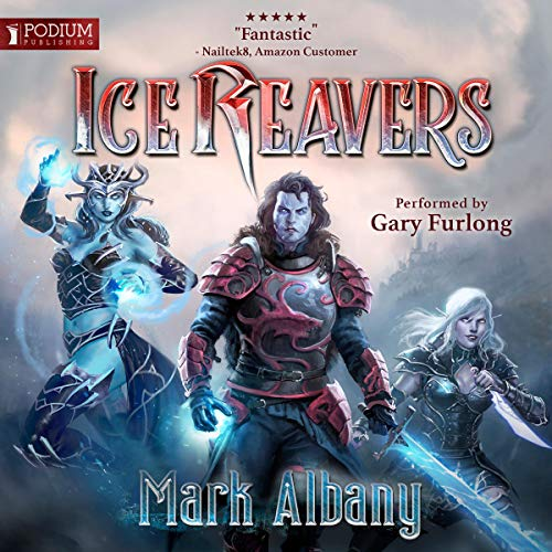 Ice Reavers audiobook cover art