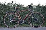 Beboo bike Bicicleta bambú–Trans-sibérien Único y ética