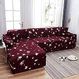 Fundas de sofá en Forma de L para Sala de Estar Fundas...