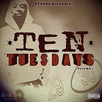 Ten Tuesdays volume 1