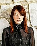 Zole Xap Emma Stone | 24inch x 30inch | Silk Printing