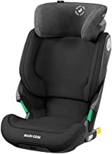 Bébé Confort KORE i-Size 'Authentic Black' - Silla de auto con ISOFIX, homologación i-Size, grupo 2/3, 100-150 cm, 3,5-12 años, color negro