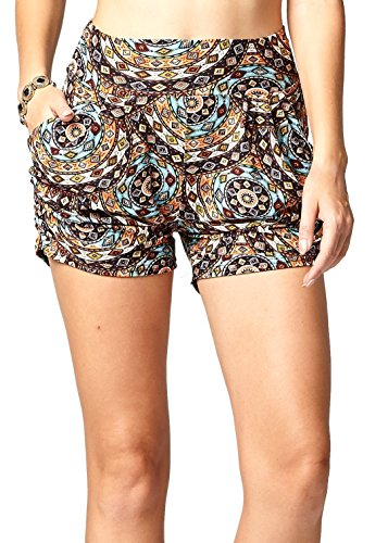 Premium Ultra Soft Harem Shorts With Pockets - 40 Different Styles