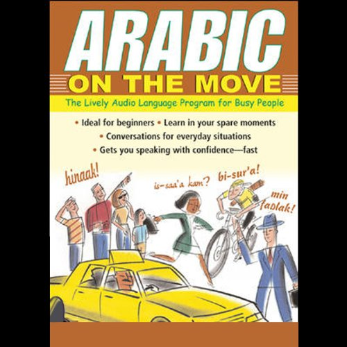 Arabic on the Move Titelbild