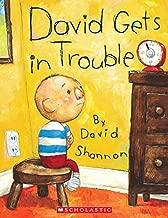 DAVID GETS IN TROUBLE [Paperback] [Jan 01, 2017] NA