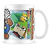 スーパーマリオ - (35周年記念) - Coffee Mug/マグカップ 【公式/オフィシャル】