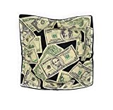 Money Microwave Bowl Cozy Cash Reversible Microwaveable Soup Potholder Bowl Buddy Dollar Bills Kitchen Linens Finance Econ Teacher Gifts Handmade Housewarming Hostess Gift Under 10