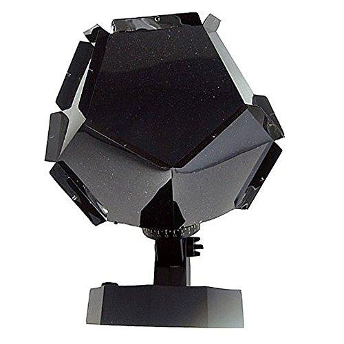 Weehey Lámparas de proyección de Estrellas LED Universo Firmamento Proyector de luz Nocturna de Color Amarillo Sombra de Constelaciones Estrellas