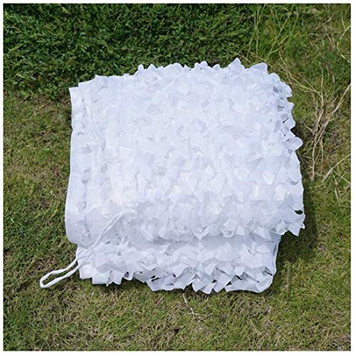 QIANGDA Large Camouflage Net Ideal Camo Netting Hunting, Military Decor - Perfect Shade For Hide Bedroom (Size : 2x8m)