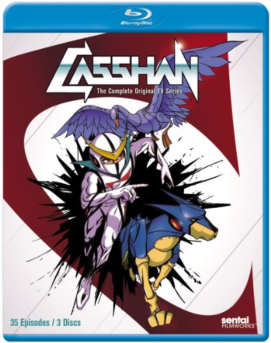 Casshan [Blu-ray] [Import] - 新造人間キャシャーン (北米版), 新造人間キャシャーン (北米版)
