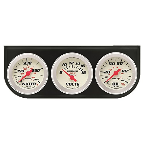 Automotive Performance Gauge Sets