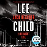 The Midnight Line - A Jack Reacher Novel - Random House Audio - 16/10/2018