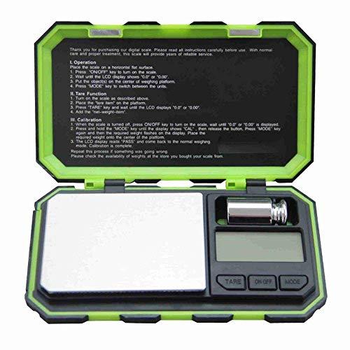 Keuken Thuis Multifunctionele Multifunctionele Mini Weegschaal 200 * 0 01G Mini Hoge Precisie Digitale Draagbare Gouden Weegschaal Professionele Banlance Gewicht Gereedschap Elektronische Keukenmachine