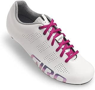 Empire Women's ACC White Reflective Road Bike Shoes Size 43