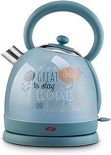 ASKLKD Bouilloire électrique 304 Acier Inoxydable Eau chaudière à Eau Chaude Eau Chaude Cuisine Cuisine ménage sans BPA