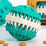 Pfotenolymp® Premium Snackball für Hunde in Geschenk-Box - Kauspielzeug und