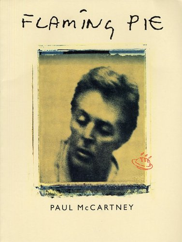 Mccartney Paul Flaming Pie -For Piano, Voice & Guitar-: Noten für Gesang, Klavier (Gitarre)