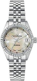 LUCIEN ROCHAT - Reloj Analógico para Mujer de Cuarzo con Correa en Acero Inoxidable R0453105504