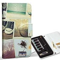 スマコレ ploom TECH プルームテック 専用 レザーケース 手帳型 タバコ ケース カバー 合皮 ケース カバー 収納 プルームケース デザイン 革 写真・風景 写真 靴 カメラ ハート 007465