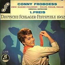 Conny Froboess - Zwei Kleine Italiener / Hallo, Hallo, Hallo - Columbia - C 22 008, Columbia - 45-DW 5944