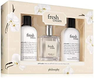 PHILOSOPHY Fresh Cream Eau De Toilette Set, 18 Ounce
