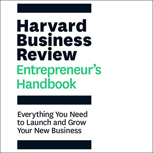 The Harvard Business Review Entrepreneur's Handbook cover art