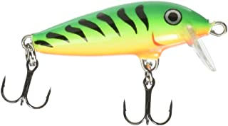 Rapala Original Floater 03 Fishing lure, 1.5-Inch, Firetiger