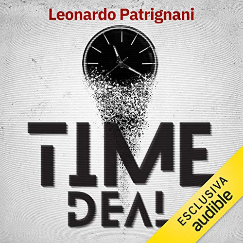 Time Deal audiobook cover art
