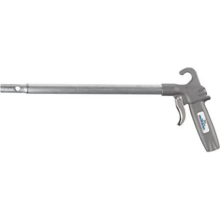 Guardair Xtra empuje 75XXT seguridad aire soplado pistola Venturi aleaci/ón boquilla con cuerpo de aluminio