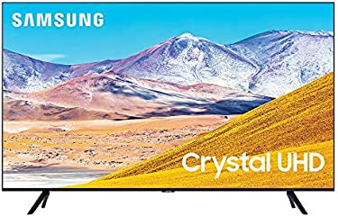 Samsung 43-inch Class Crystal UHD 4K UHD HDR Smart TV with Alexa Built-in