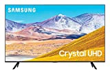 SAMSUNG 75-inch Class Crystal UHD TU-8000 Series - 4K UHD HDR Smart TV with Alexa Built-in (UN75TU8000FXZA, 2020 Model)