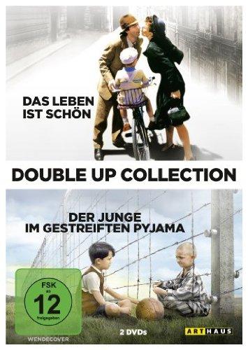 Double Up Collection: Das Leben ist schön / Der Junge im gestreiften Pyjama [2 DVDs]
