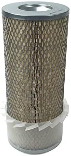 Filter - Air Outer Element with Fins PA2380 FN Fiat Compatible with John Deere 2030 830 2630 2550 1530 820 2350 2040 2240 2640 2440 1640 International Allis Chalmers Massey Ferguson Hesston Fiat JCB