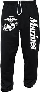 Lucky Ride USMC Marines Sweatpants US Marine Clothing Sweat Pants