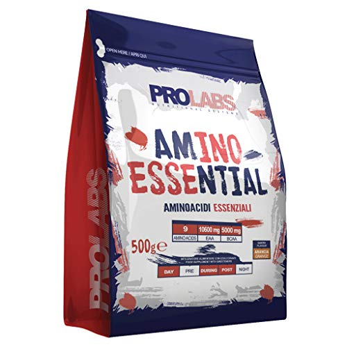 Prolabs Ame500Ara Amino Essential Arancia - Busta - 500 G