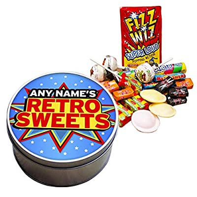 personalised wallop retro sweet tin gift idea Personalised Wallop Retro Sweet Tin Gift Idea 51EnkdtF2DL