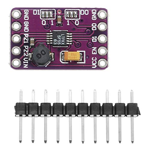 GY-LTC3588 Energy Harvester LTC3588 LTC-3588 Sensor Breakout Board for Arduino Purple