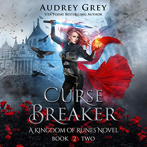 Curse Breaker audiobook cover art