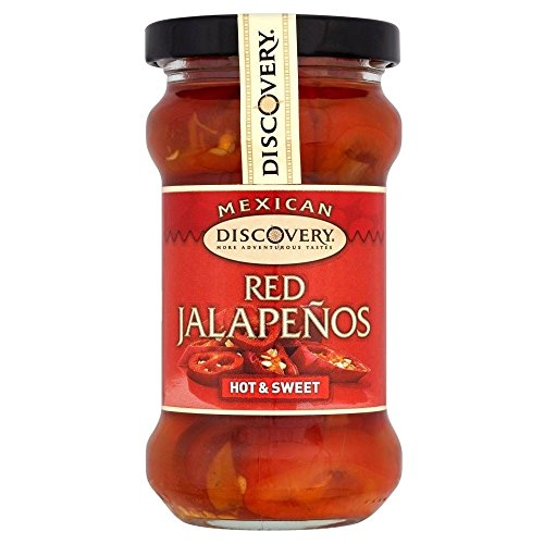 Santa Maria Red Jalapenos (200g) - Packung mit 2