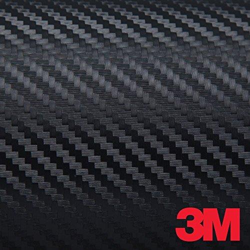 Quattro Erre 16251Folio Protector de pantalla/Pegatinas en fibra de carbono, 50x 70cm