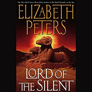 Lord of the Silent audiobook cover art
