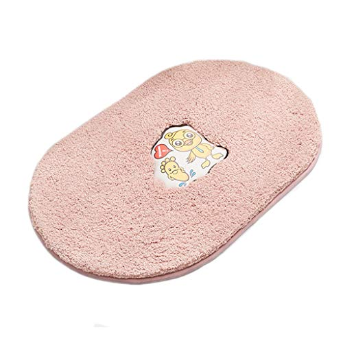 Big Save! Bath mats antiscivolo Absorbent Floor Mat Carpet Rug for Bathroom Entry mat Floor Bedroom ...
