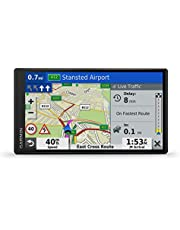 Garmin Drivesmart 65 Full EU MT-D Numero Cuatro,4, Acero Inoxidable 316, Adhesivo In GPS para Coche, Negro