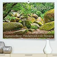 Huelgoat - Sagenumwobener Maerchenwald in der Bretagne (Premium, hochwertiger DIN A2 Wandkalender 2022, Kunstdruck in Hochglanz): Mystischer Ort in der inneren Bretagne (Monatskalender, 14 Seiten )