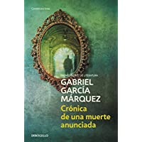 Cronica De Una Muerte Anunciada / Chronicle of a Death Foretold (Spanish Edition) by Gabriel Garcia Marquez (2004-06-07)