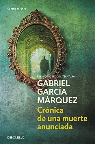 Cronica De Una Muerte Anunciada / Chronicle of a Death Foretold (Spanish Edition) by Gabriel Garcia Marquez (2004-06-07)